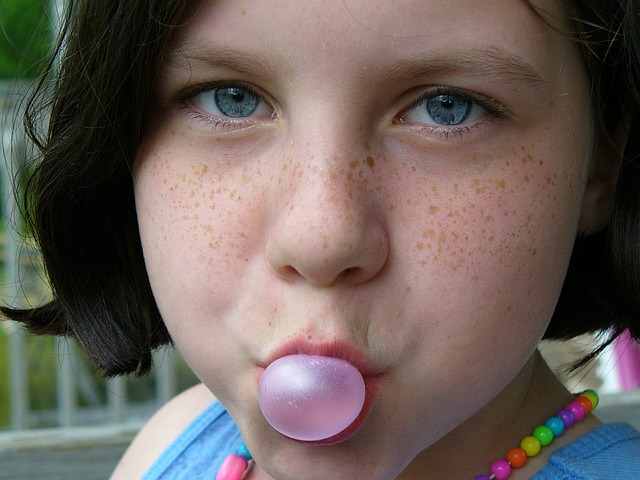 Bubble Gum Girl